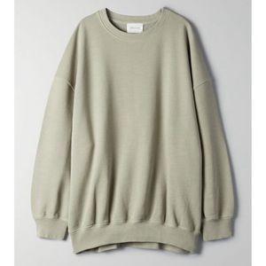Aritzia Wilfred Free Orbit Sweatshirt
